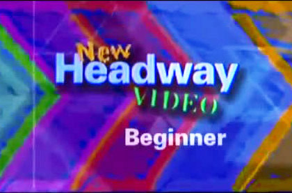 new headway video